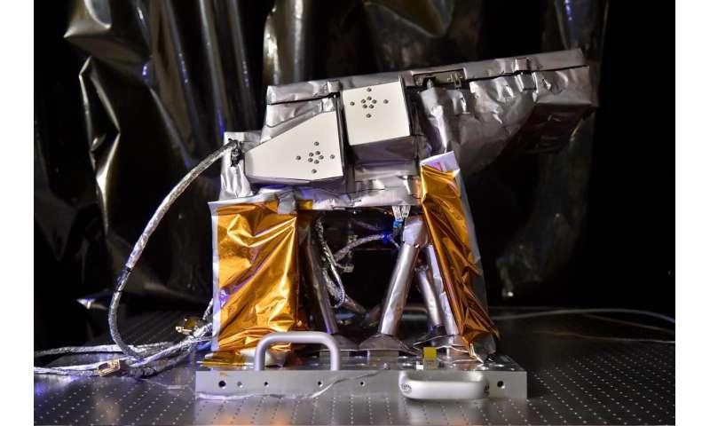 NRL's sun imaging telescopes fly on NASA Parker Solar Probe