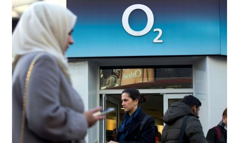 "O2, a division of Spanish telecoms giant Telefonica, blamed a third-party supplier for a ""global software issue in their sy"