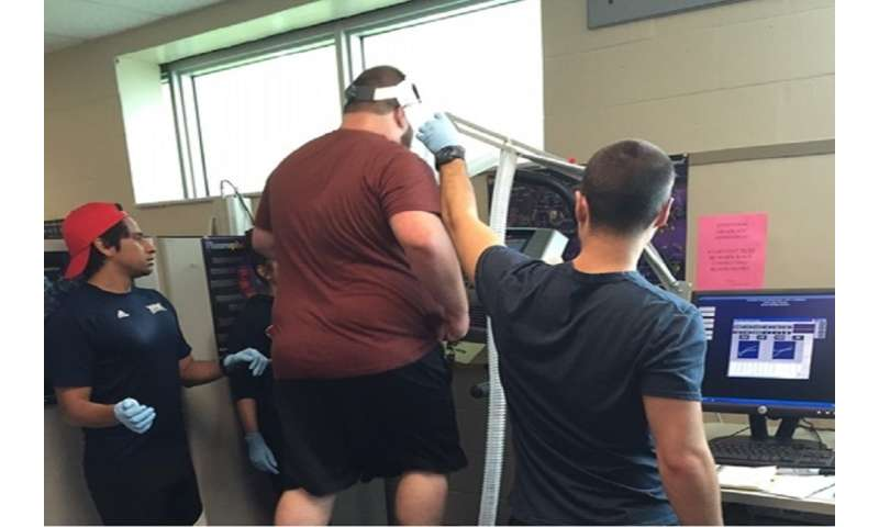 Obesity, risk of cognitive dysfunction? Consider high-intensity interval exercise