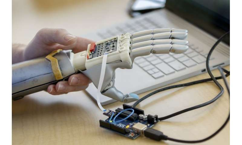 OHSU, UCF launch first US clinical trial of 3D-printed prosthetics for children