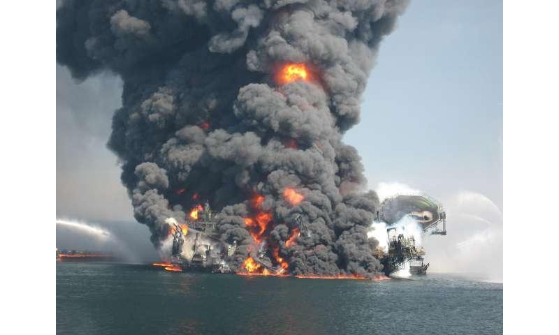 Oil biodegradation inhibited in deep-sea sediments