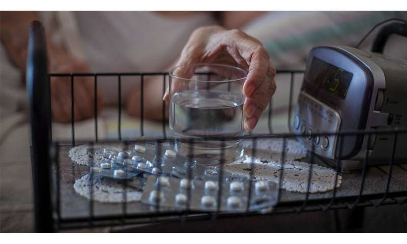 Older adults being overprescribed sedatives