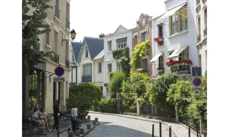 Once a place where penniless artists flocked for its cheap lodgings, Montmartre has seen property prices explode, with buyers pa