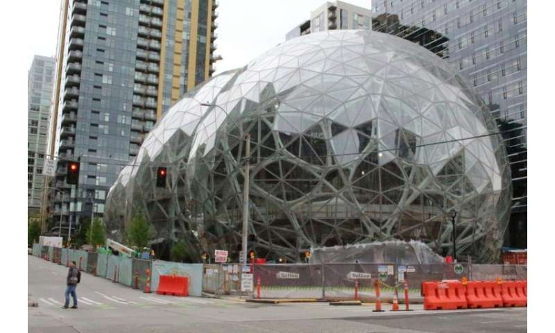 Online giant Amazon has narrowed to 20 the list of candidates for a second headquarters alongside the one in Seattle, whose urba