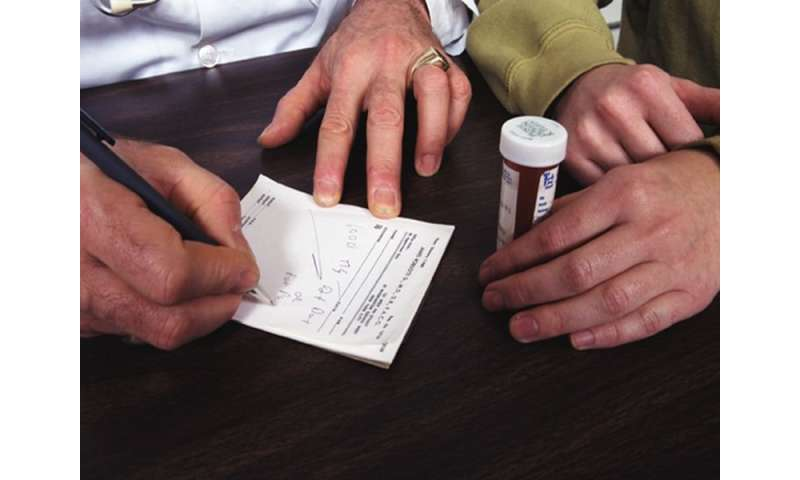 Opioid makers' perks to docs tied to more prescriptions