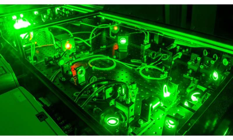 """""""Optical rocket"""" created with intense laser light"""