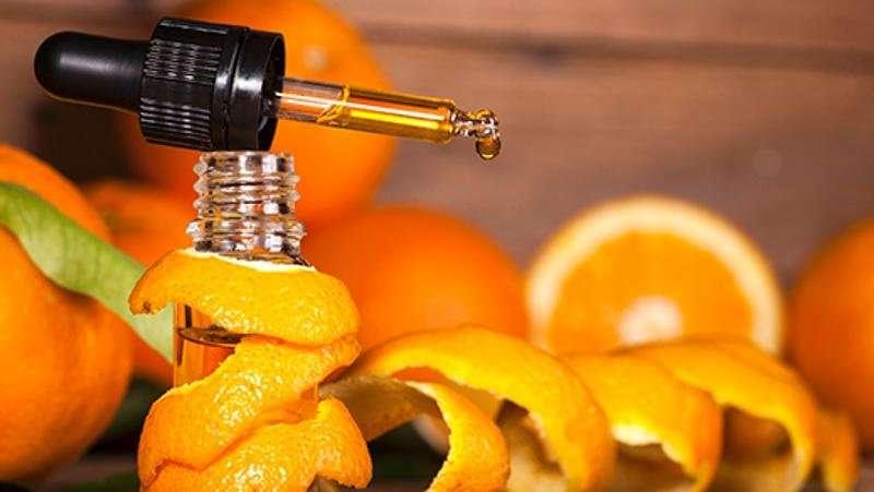 Orange, tea tree & eucalyptus oils sweeten diesel fumes
