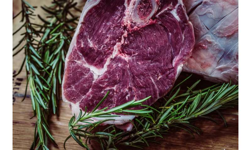 Organic, grass fed and hormone-free—does this make red meat anyhealthier?