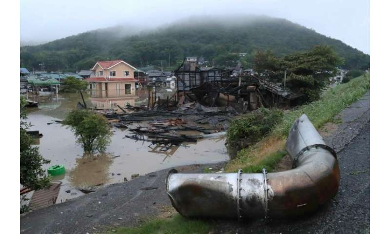 Over 50,000 rescue workers, police and military personnel have been mobilised to respond to the disaster