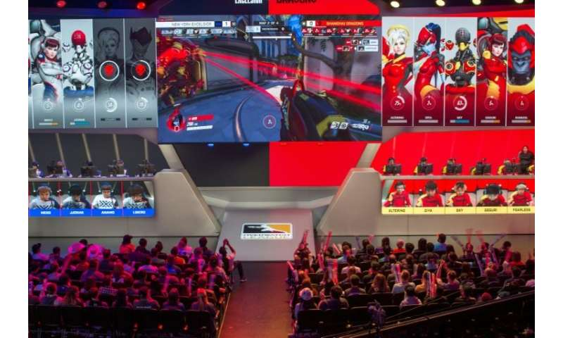 Overwatch video games will be broadcast live on US television under an agreement by the game maker and Walt Disney Co. to bring