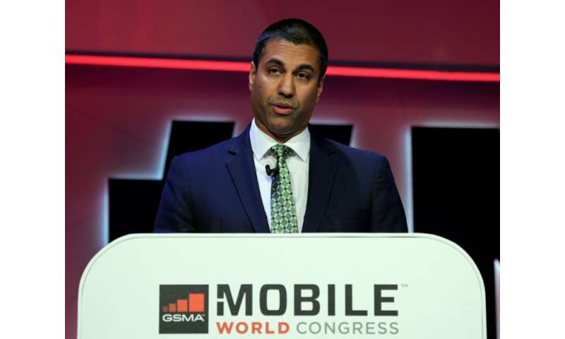 Pai said market based regulation was needed in the US to encourage investment in 5G wireless networks