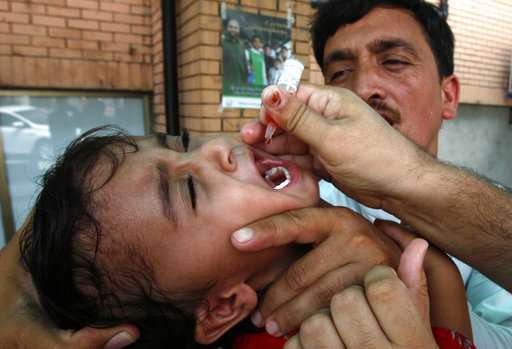 Pakistan's new vaccination drive, 'final push' against polio