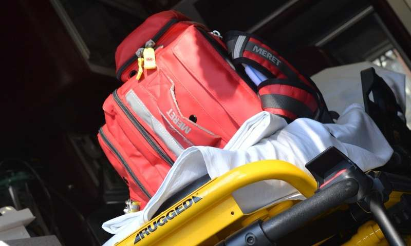 paramedic ems