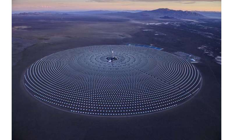 Path to a booming Australian solar thermal energy market