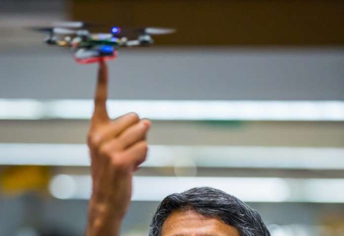 Penn drones navigate on their own, could save people from peril