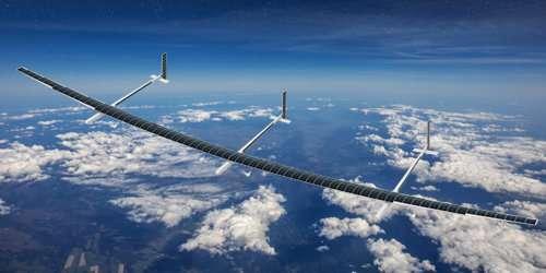 Persistence a key feature of solar-powered Odysseus autonomous aircraft