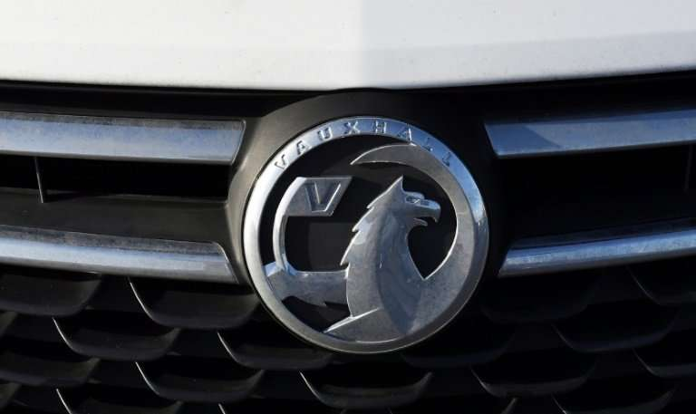 Peugeot put their man in the driver's seat at Vauxhall