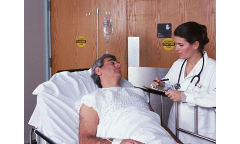 Pharmacist participation in stroke response cuts door➜Needle time