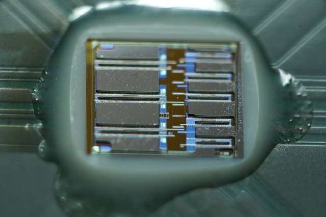 Photonic communication comes to computer chips