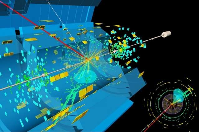 Physicist Philip Harris on first observation of long-predicted Higgs boson decay