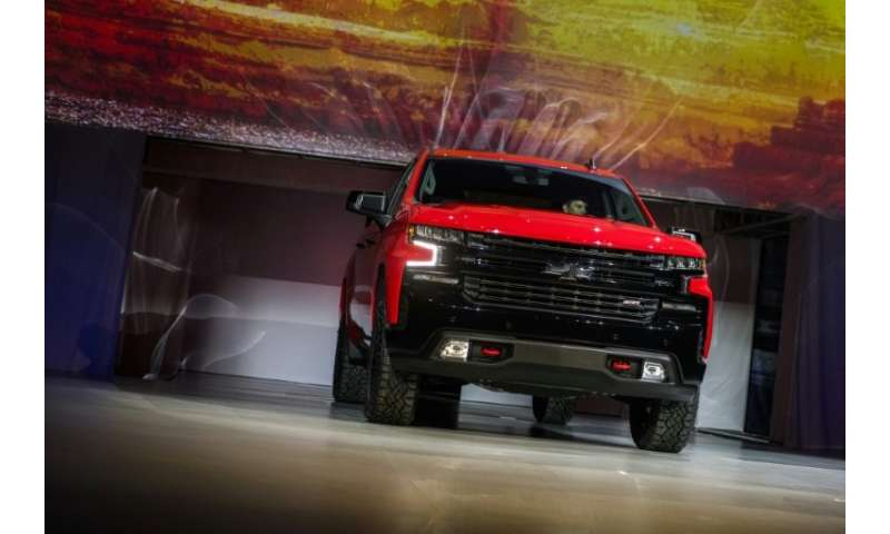Pickup trucks and SUVs are expected to take center stage at the 30th instalment of the Detroit Auto Show