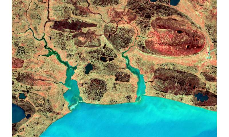 Piecing together our planet pixel by pixel