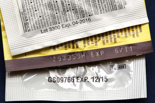 Pill expiration dates can have wiggle room if stored right