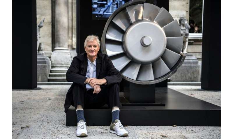 Pioneering British engineer and founder of the Dyson company, James Dyson, plans to start building electric cars at a plant in S
