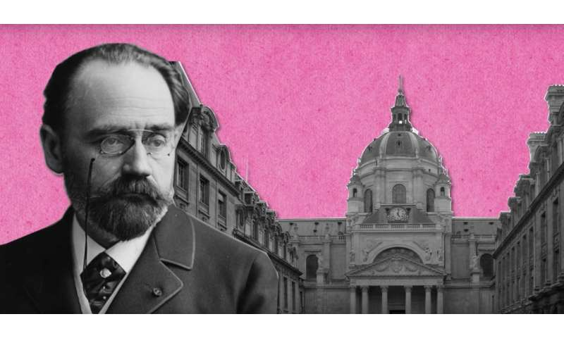 Pioneering sociologist foresaw our current chaos 100 years ago