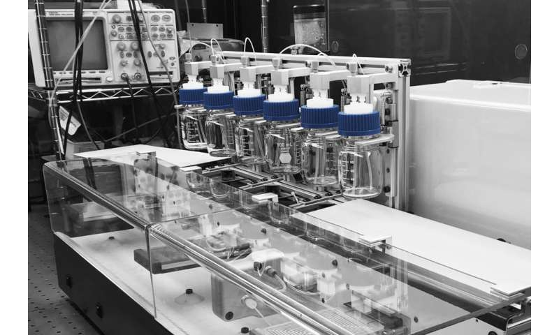 Plug-and-play technology automates chemical synthesis