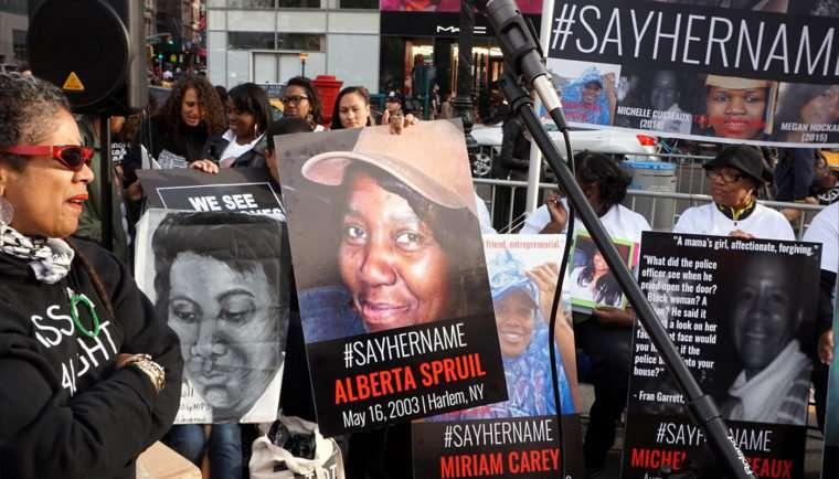 Police kill unarmed blacks more often, especially women, study finds