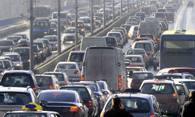 Pollution from cars and vans costs £6 billion per year in damaged health