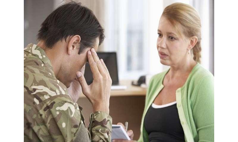 Prazosin doesn't alleviate distressing dreams in PTSD