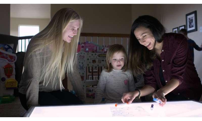 Preschoolers exposed to nighttime light lack melatonin