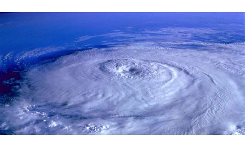 Preventing hurricanes using air bubbles