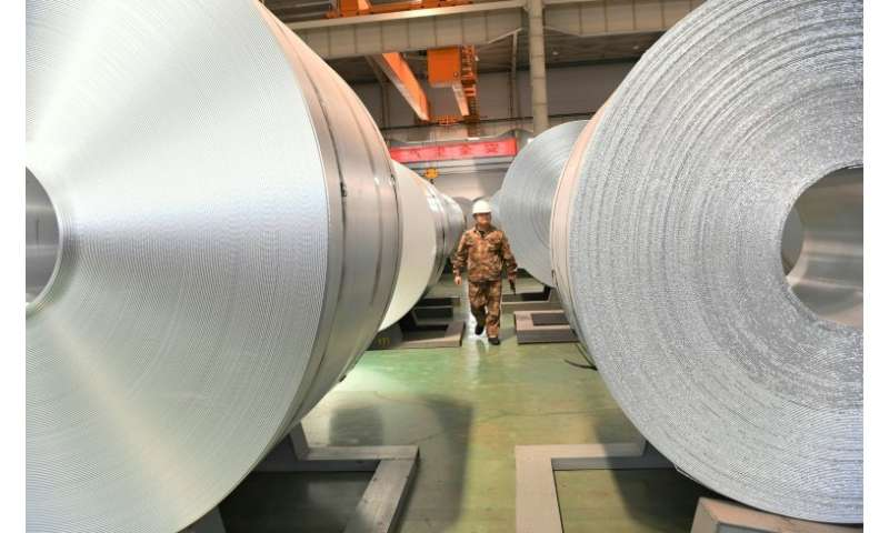 Prices of aluminum have risen further after US announcements of tariffs on imported aluminum