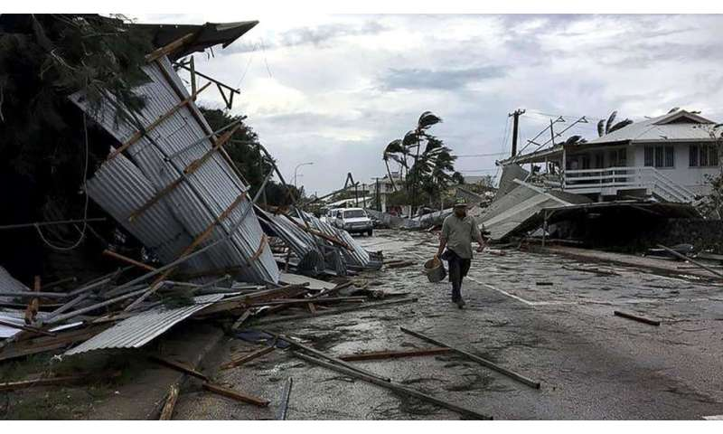 Prioritizing help for the poorest hit by deadly natural disasters