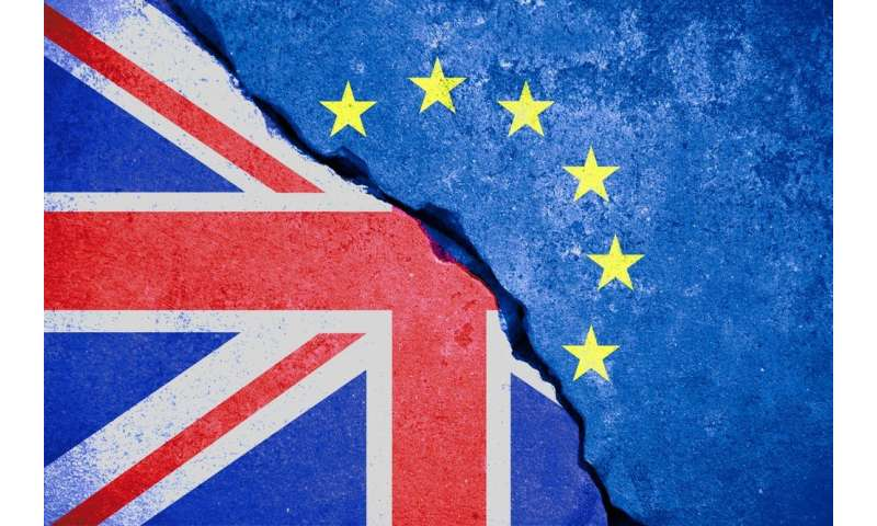 Profound divisions in the U.K. revealed by Brexit study