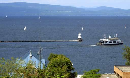 Program that studies Lake Champlain qualifies for up to $1M