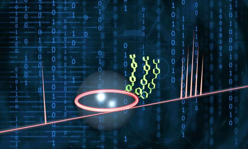 Pulses of light to encrypt data and protect security of cryptocurrencies