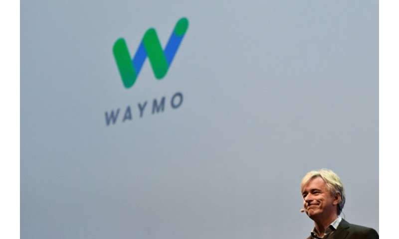 """""""At Waymo, we have a lot of confidence that our technology would be able to handle a situation like that,"""" CEO John Kr"""
