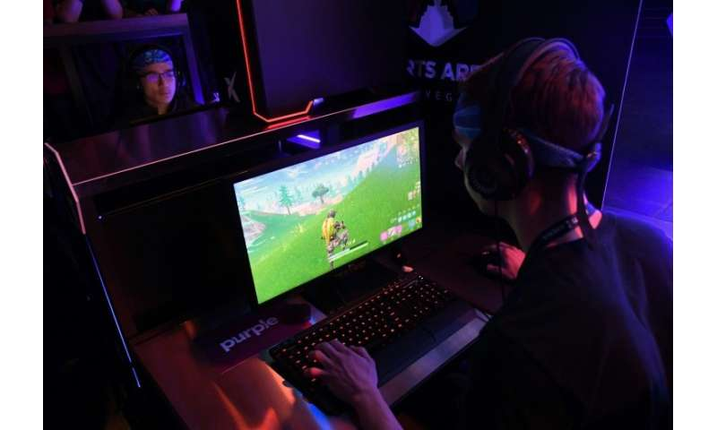 """""""Fortnite,"""" one of the popular competitions of eSports, or video games as a spectator sport, will be a $100 million pr"""