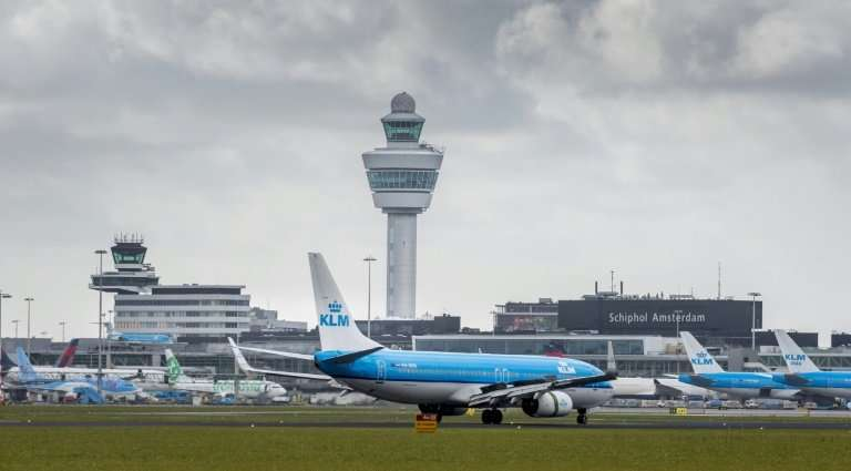 """""""KLM is delighted that it has reached an agreement with the VNV and hopes that a line can now be drawn under a difficult pe"""