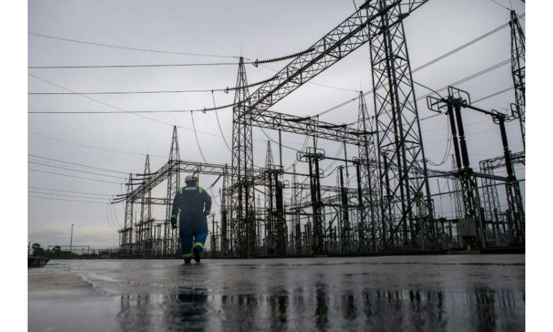 """Six thermal power generating stations are currently unable to generate electricity and have therefore been shut down,&quot"