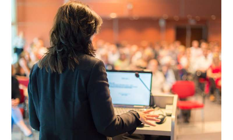 Race and gender still an issue at academic conferences