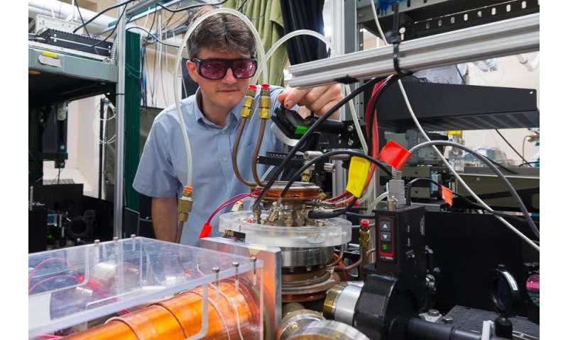 Radiokrypton dating plumbs mysteries of water aquifers