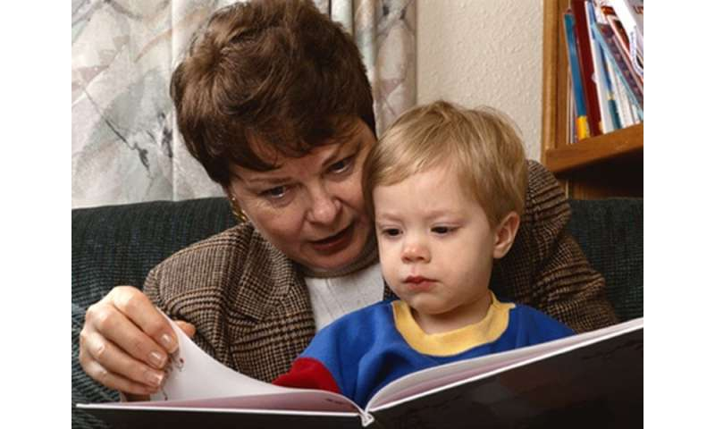 Reading to your kids might boost their social skills