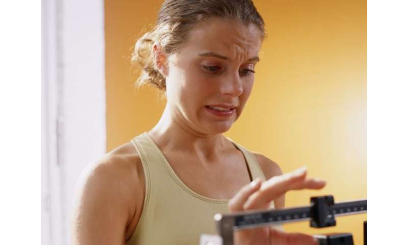 Readjusting calorie consumption as you lose weight