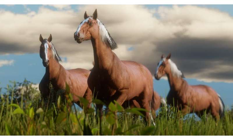 Red Dead Redemption 2: Virtual ecology is making game worlds eerily like our own