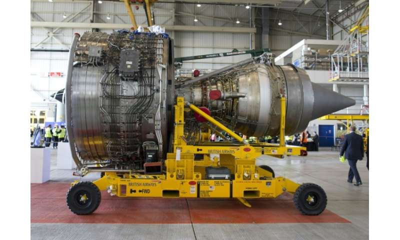 Repairs to Trent 1000 turbofan engines weighed heavily on Rolls-Royce's earnings in the first half of the year